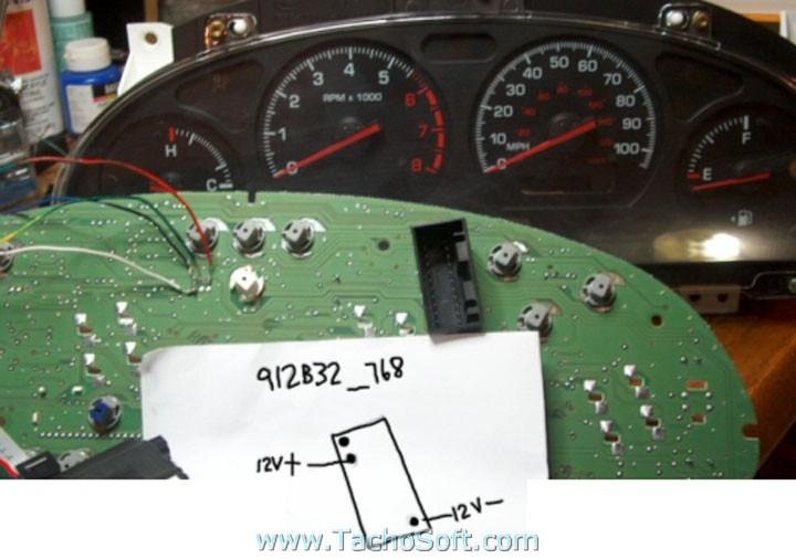 [Instrument Cluster Repair 2001 Nissan Quest] - 98 01 ...